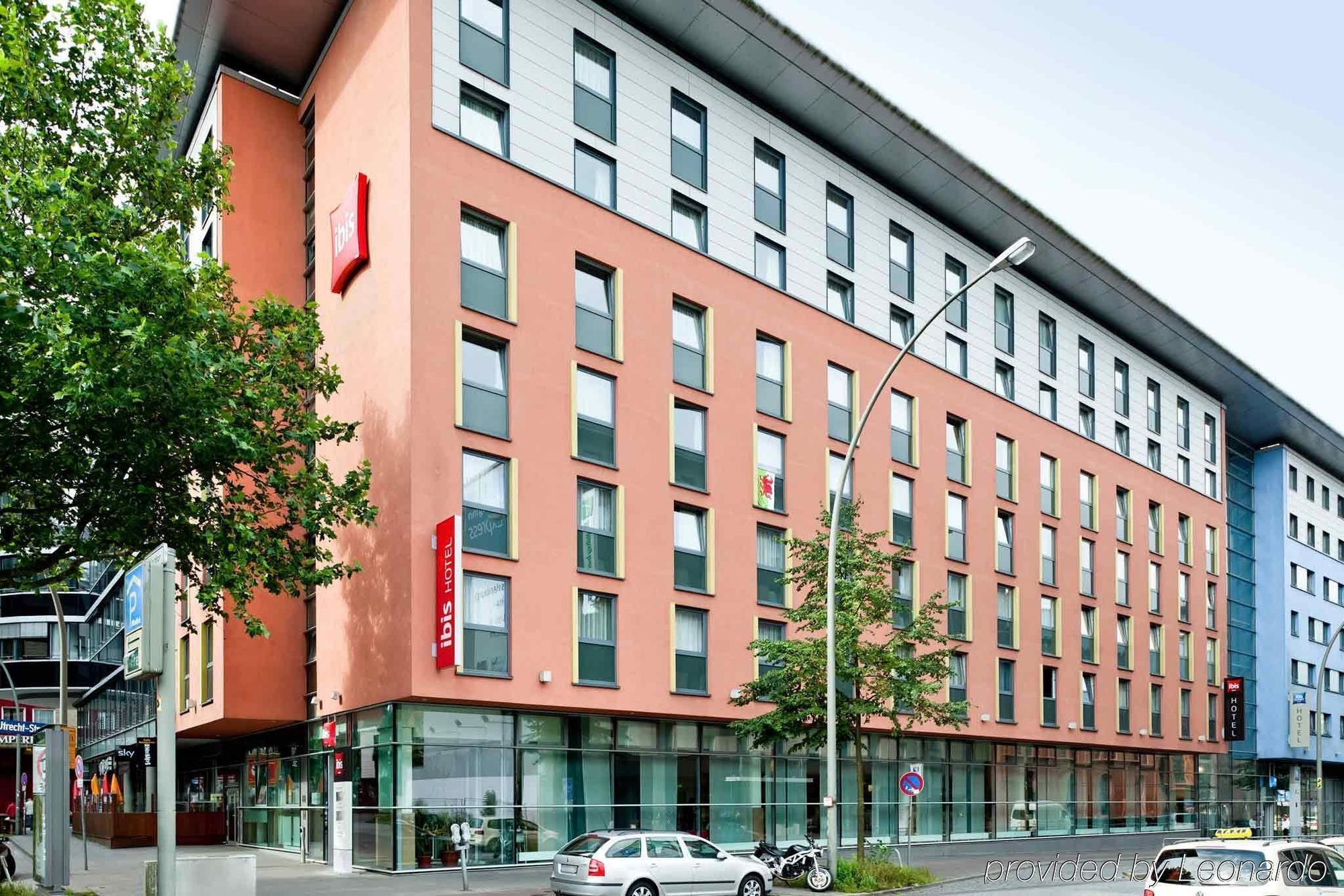 Ibis Hamburg St Pauli Messe Hotel